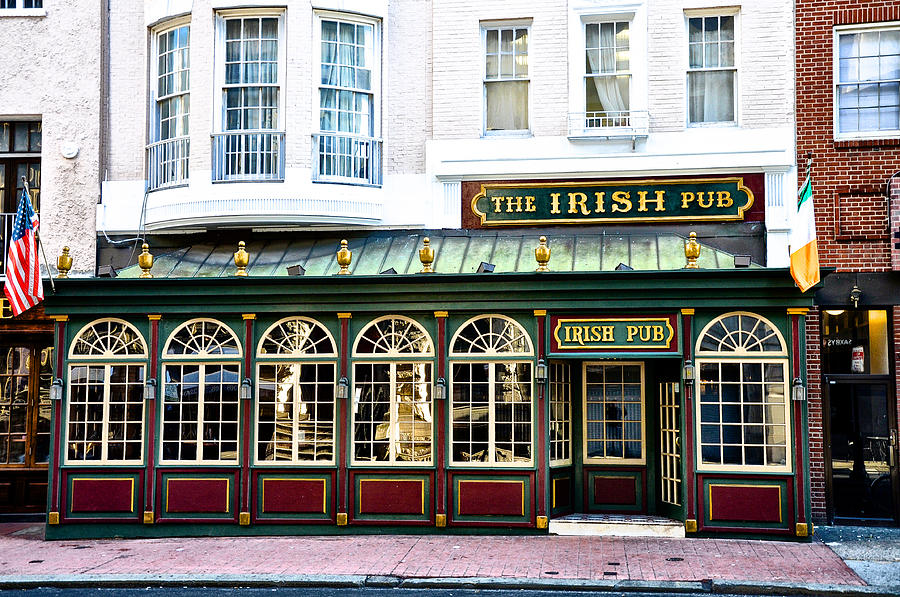 the-irish-pub-philadelphia-bill-cannon